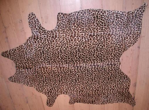 Oriental Rug Bazaar Leopard Hide