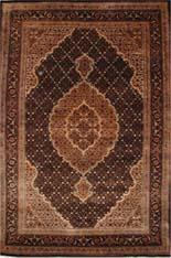 Tabriz Fish Wool Silk