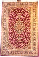 Oriental Rug Bazaar Ghom - Pure Silk