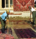 Oriental Rug Bazaar Professional Hand Washing